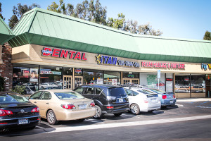Outside of Brighton Dental San Diego