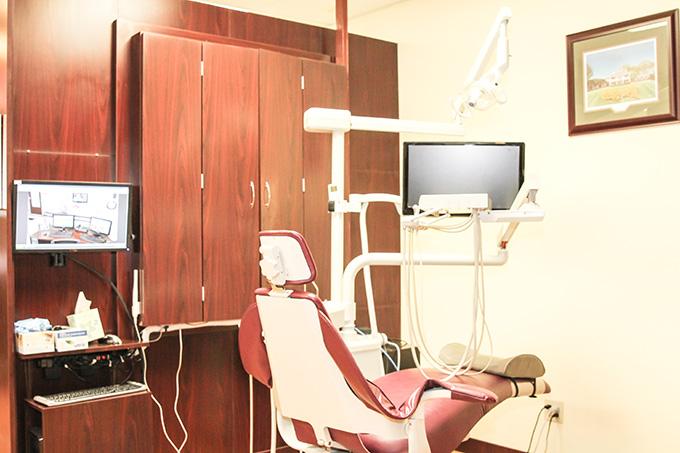 Patient Chairs at Brighton Dental San Diego