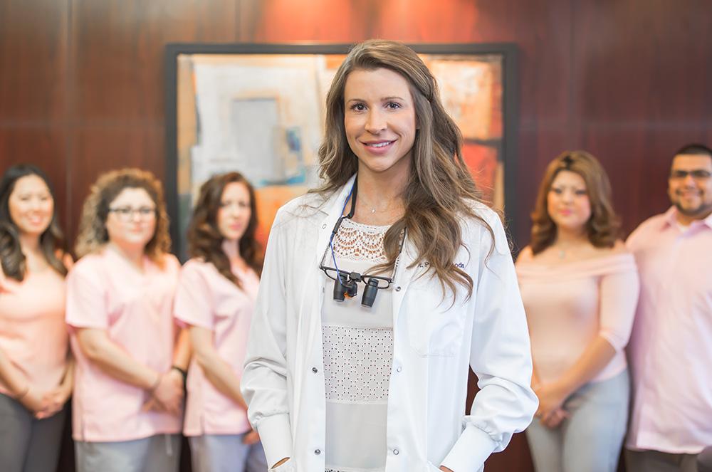 Dr. Paige Woods DDS