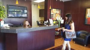 San Diego Dental Office Reception