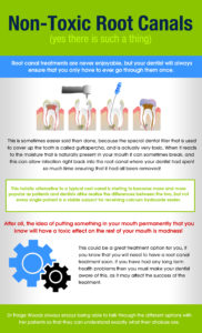 non toxic root canals