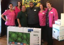 San Diego Dental office prize winner