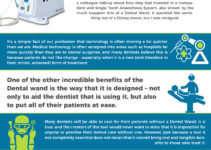 dental wand infographic