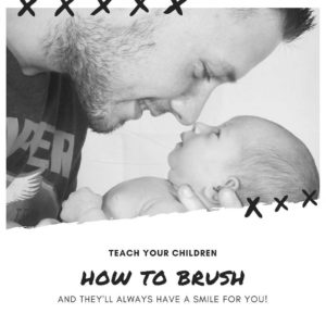 How To Brush by Brighton Dental San Diego