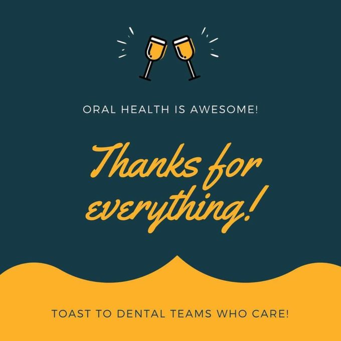awesome oral health