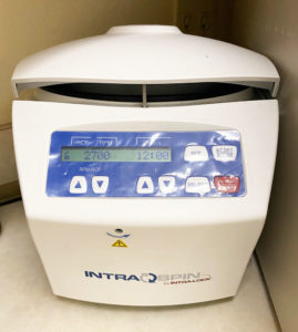 prf dental unit